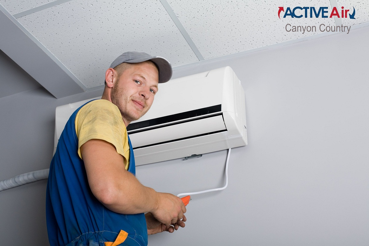 Air Conditioning Replacement in Canyon Country, CA