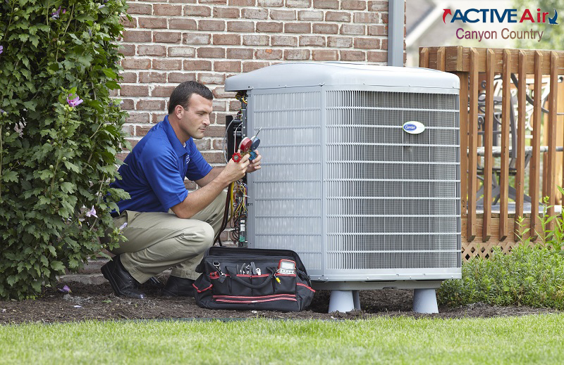 air conditioning repair Canyon Country